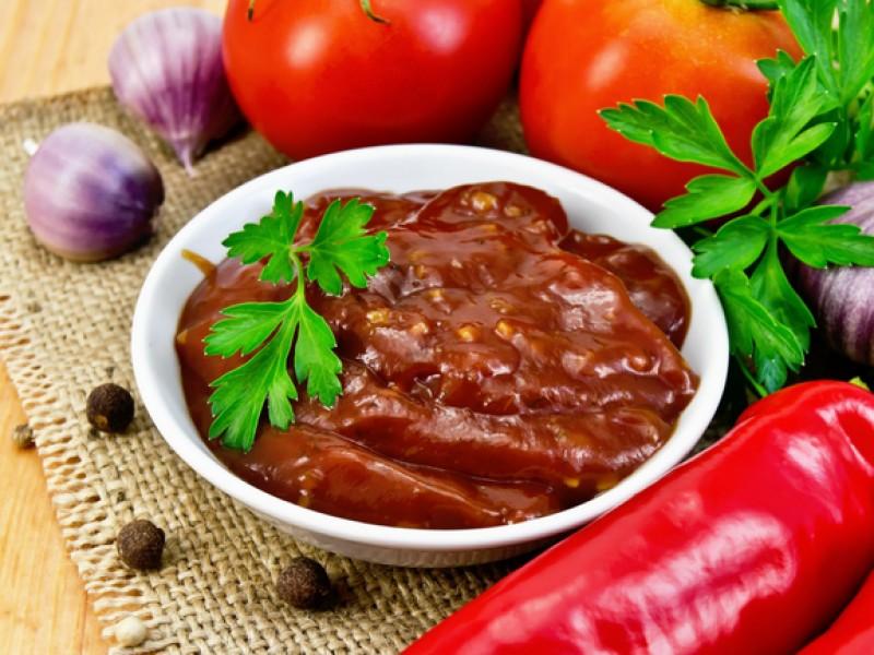 Ketchup gourmet com especiarias Multi Gosto