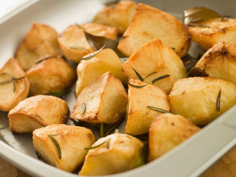 Batatas Rústicas com Alecrim Multi Gosto